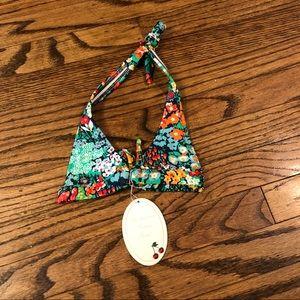 NWT Shoshanna Baby Girl Bikini Top 2T Floral